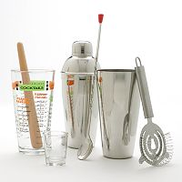 Libbey Cool Cocktails Mixologist Set