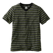 Rock and Republic Striped V-Neck Tee - Boys 8-20