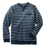 Rock and Republic Striped Crew Tee - Boys 8-20