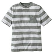 Urban Pipeline Striped Crew Tee - Boys 8-20