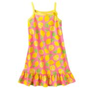Carter's Lemon Nightgown - Girls