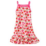 Carter's Strawberry Nightgown - Girls