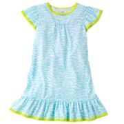 Carter's Zebra Nightgown - Girls