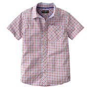 Eddie Bauer Woven Button-Down Shirt - Boys 8-20