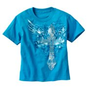 Helix Glory Cross Tee - Boys 8-20