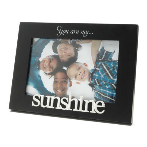Malden You Are My Sunshine 4 X 6 Frame