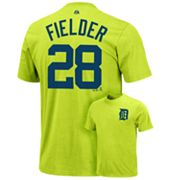 Majestic Detroit Tigers Prince Fielder Tee - Men