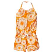 SO Starburst Halter Romper - Girls 7-16