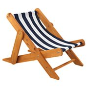 KidKraft Striped Outdoor Sling Chair