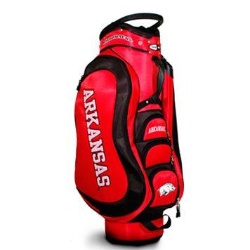 Team Golf Arkansas Razorbacks Medalist Cart Bag