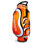 Team Golf Clemson Tigers Medalist Cart Bag