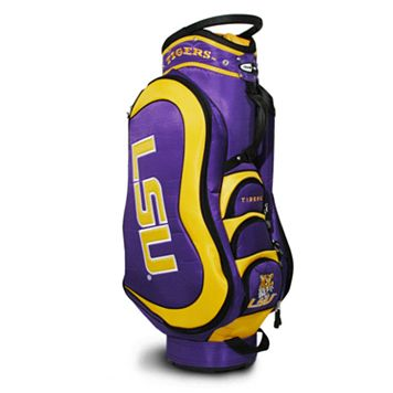 Team Golf LSU Tigers Medalist Cart Bag