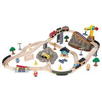 KidKraft Bucket Top Construction Train Set
