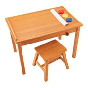 KidKraft Art Table and Stool Set