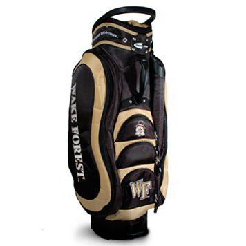 Team Golf Wake Forest Demon Deacons Medalist Cart Bag