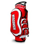 Team Golf Wisconsin Badgers Medalist Cart Bag