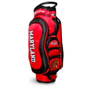 Team Golf Maryland Terrapins Medalist Cart Bag