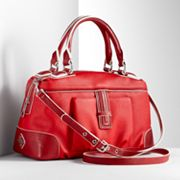Simply Vera Vera Wang Emma Convertible Satchel
