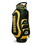 Team Golf Green Bay Packers Medalist Cart Bag