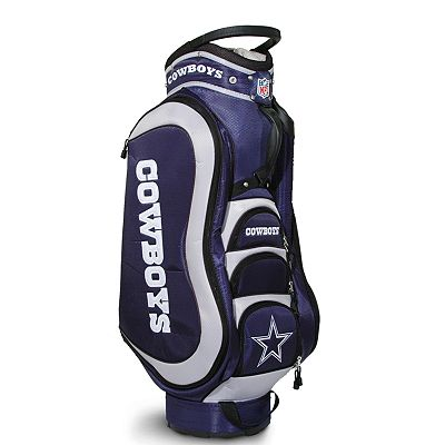 Team Golf Dallas Cowboys Medalist Cart Bag