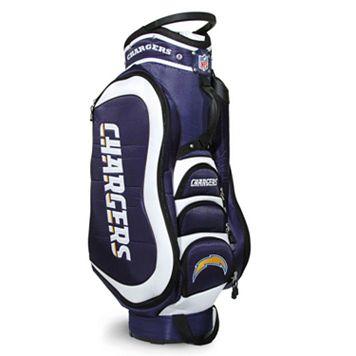 Team Golf San Diego Chargers Medalist Cart Bag