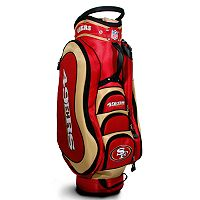 Team Golf San Francisco 49ers Medalist Cart Bag