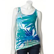 SONOMA life + style Everyday Fern Leaf Tank