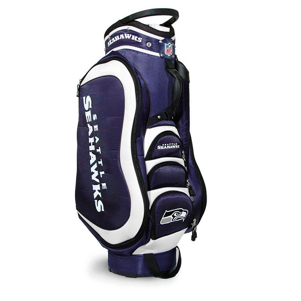 Team Golf Seattle Seahawks Medalist Cart Bag