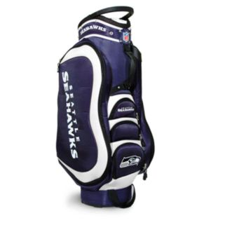 Team Golf Seattle Seahawks Medalist Cart Bag