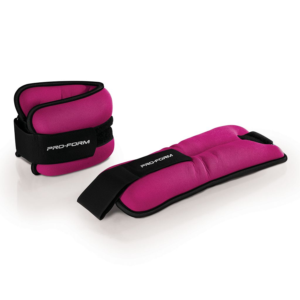 ProForm 2-lb. Ankle/Wrist Weight Pair