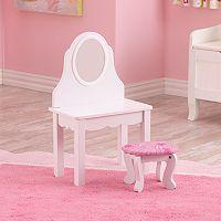KidKraft Doll Vanity & Stool Set