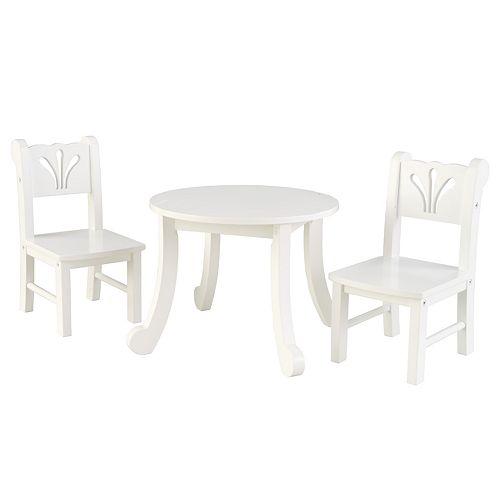 KidKraft Doll Table & Chair Set