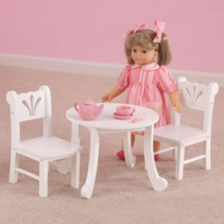 KidKraft Doll Table and Chair Set