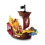 Disney Jake and the Never Land Pirates Hook's Jolly Roger by Fisher-Price
