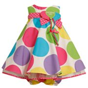 Bonnie Jean Birthday Girl Trapeze Dress - Baby