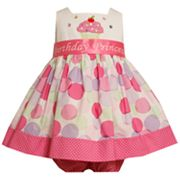 Bonnie Jean Birthday Princess Dress - Baby