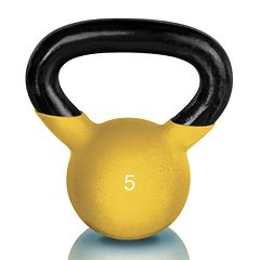 ProForm 5-lb. Kettlebell Weight