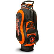 Team Golf Baltimore Orioles Medalist Cart Bag