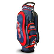 Team Golf Cleveland Indians Medalist Cart Bag