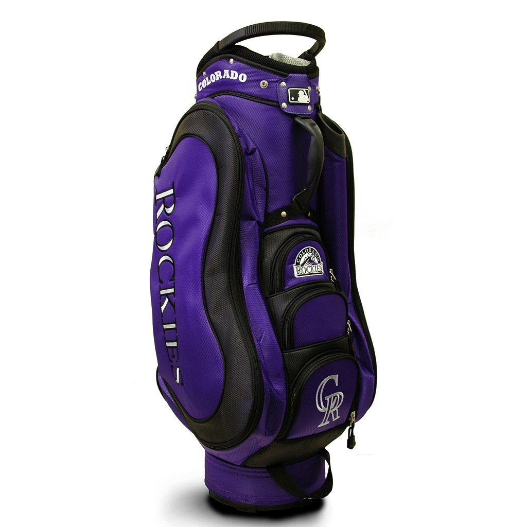Team Golf Colorado Rockies Medalist Cart Bag