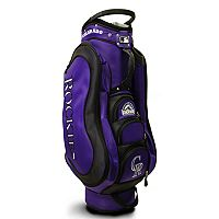Team Golf Colorado Rockies Medalist Cart Bag