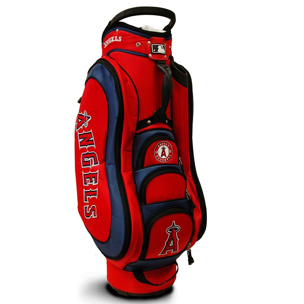 Team Golf Los Angeles Angels of Anaheim Medalist Cart Bag