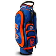Team Golf New York Mets Medalist Cart Bag
