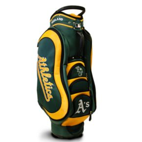 Team Golf Oakland Athletics Medalist Cart Bag
