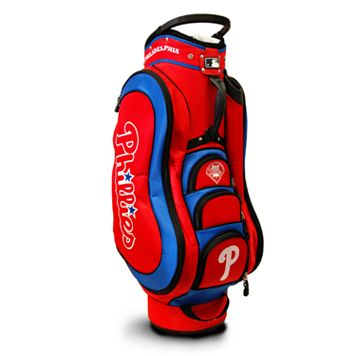 Team Golf Philadelphia Phillies Medalist Cart Bag