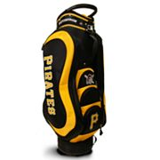 Team Golf Pittsburgh Pirates Medalist Cart Bag