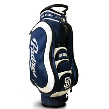 Team Golf San Diego Padres Medalist Cart Bag