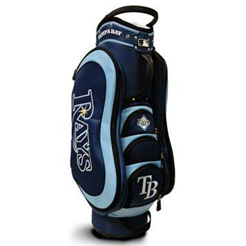 Team Golf Tampa Bay Rays Medalist Cart Bag