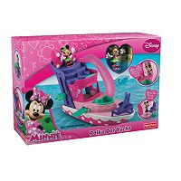 Disney Mickey Mouse & Friends Minnie Mouse Polka Dot Yacht by Fisher-Price