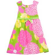 Rare Editions Floral Sundress - Girls 4-6x